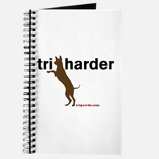 Tri Harder Journal