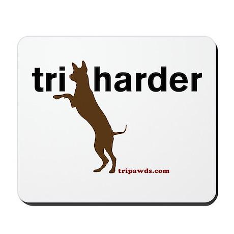 Tri Harder Mousepad