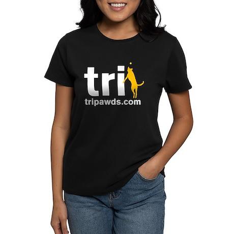 Tri Nation Women's Dark T-Shirt