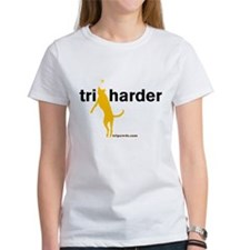 Tri Harder Tee
