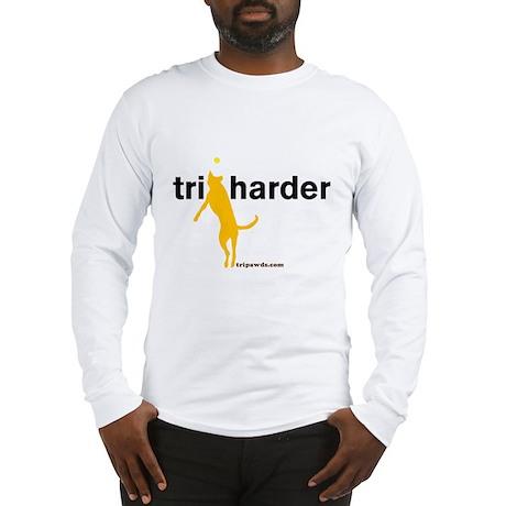 Tri Harder Long Sleeve T-Shirt