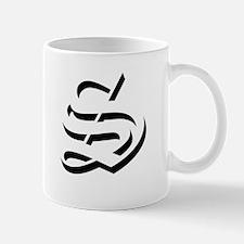 Old English S Mug