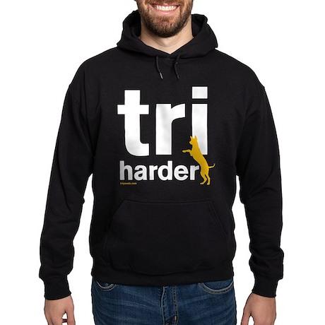 Tri Harder Hoodie (dark)