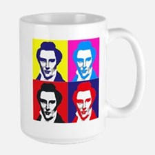 Joseph Smith Pop Art Large Mug