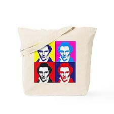 Joseph Smith Pop Art Tote Bag