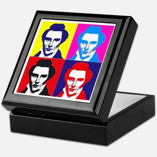 Joseph Smith Pop Art Keepsake Box