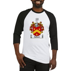 Abbott Coat of Arms Baseball Jersey