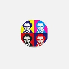 Joseph Smith Pop Art Mini Button