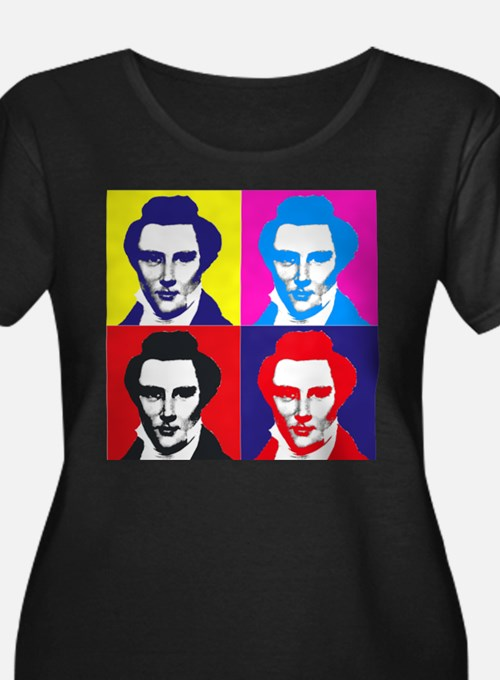 Joseph Smith Pop Art T
