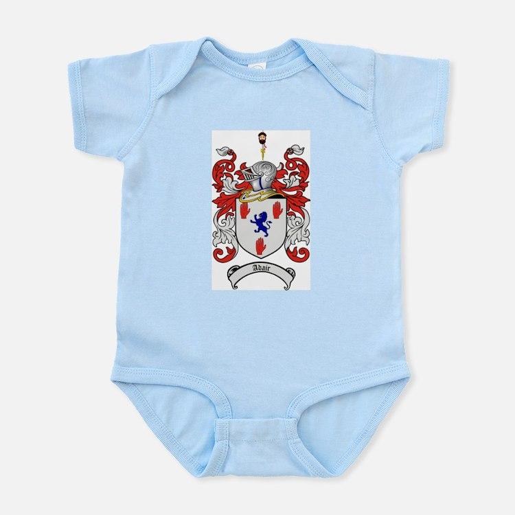 Adair Coat of Arms Infant Creeper