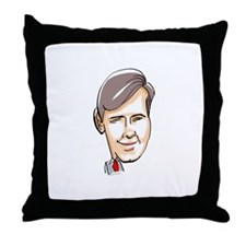 GoVeRnOr RoBeRt McDoNNELL Throw Pillow