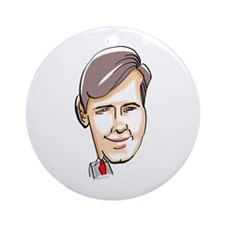 GoVeRnOr RoBeRt McDoNNELL Ornament (Round)