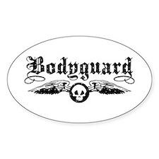 Bodyguard Decal