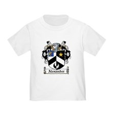 Alexander Coat of Arms T