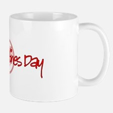 Anti-Valentines Day Mug