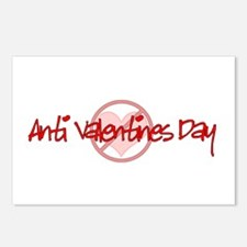 Anti-Valentines Day Postcards (Package of 8)