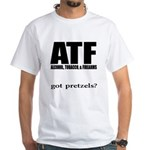 ATF White T-Shirt