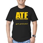 ATF Men's Fitted T-Shirt (dark)