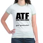 ATF Jr. Ringer T-Shirt