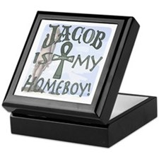 Jacob is My Homeboy Keepsake Box