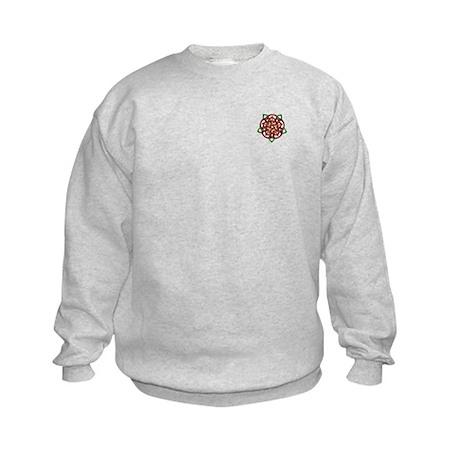 Celtic Rose Kids Sweatshirt