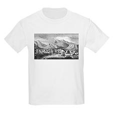 Old Hawaii Harbor T-Shirt