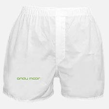 Andy Moor Boxer Shorts