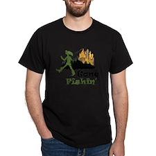 Gone Fishin T-Shirt