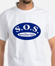 SOS_oval T-Shirt