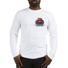 The Button 2 Sided Long Sleeve T-Shirt