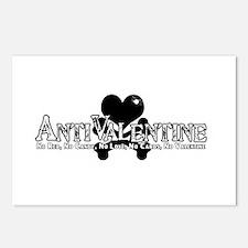 Anti-Valentine Postcards (Package of 8)