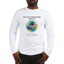 2-WDSDfrWH-corr Long Sleeve T-Shirt
