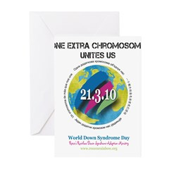 2-WDSDfrWH-corr Greeting Cards