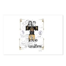Love Unites Postcards (Package of 8)
