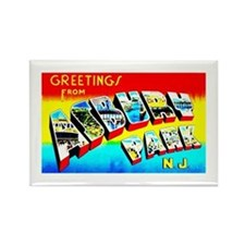 Asbury Park Greetings Magnets