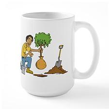Planting Tree Mug