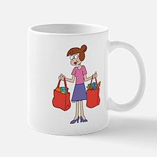 Shopping Bags Mug