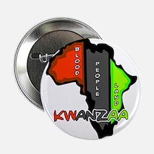 """Kwanzaa Africa 2.25"""" Button"""