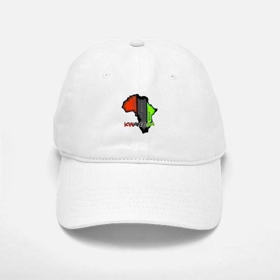 Kwanzaa Africa Baseball Baseball Cap