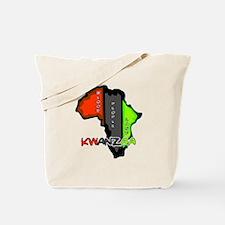 Kwanzaa Africa Tote Bag