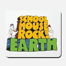 Schoolhouse Rock! Earth Mousepad