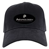 Archaeology Baseball Cap with Patch