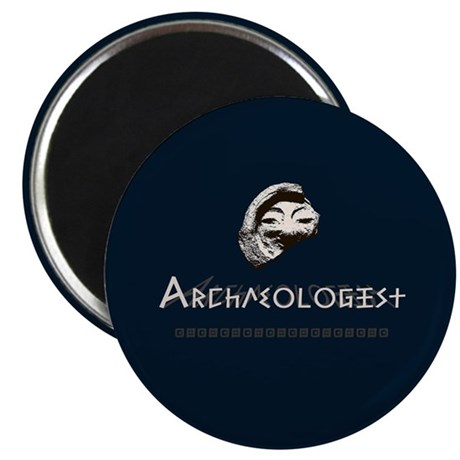 """Archaeologist 2.25"""" Magnet (100 pack)"""
