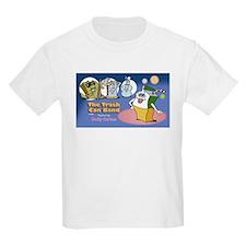 Trash Can Band T-Shirt