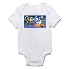 Trash Can Band Infant Bodysuit