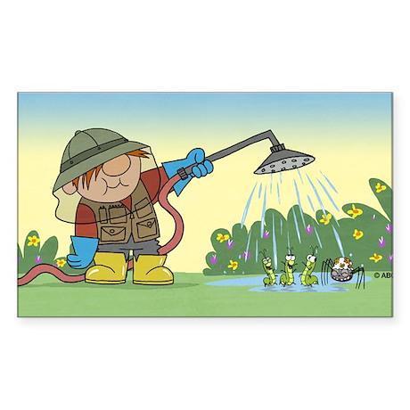 Gardener Sticker (Rectangle)