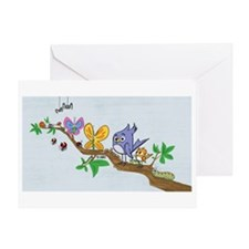 Tree Branch Greeting Card