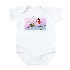 Bird Food Infant Bodysuit