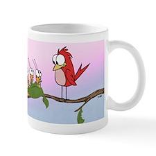 Bird Food Mug