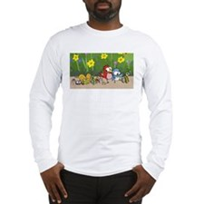 Garden Friends Long Sleeve T-Shirt